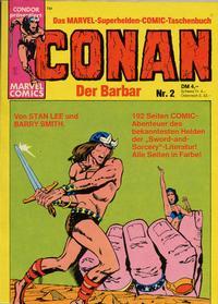 Cover Thumbnail for Conan (Condor, 1979 series) #2