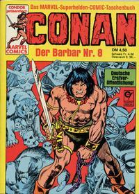 Cover Thumbnail for Conan (Condor, 1979 series) #8