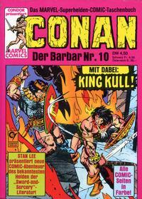 Cover Thumbnail for Conan (Condor, 1979 series) #10