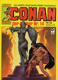 Cover Thumbnail for Conan (Condor, 1979 series) #14