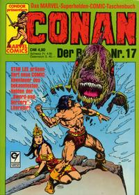 Cover Thumbnail for Conan (Condor, 1979 series) #17