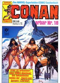 Cover Thumbnail for Conan (Condor, 1979 series) #18
