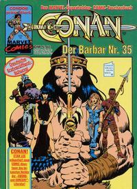 Cover Thumbnail for Conan (Condor, 1979 series) #35