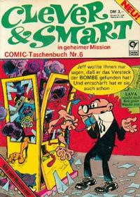 Cover Thumbnail for Clever & Smart (Condor, 1977 series) #6