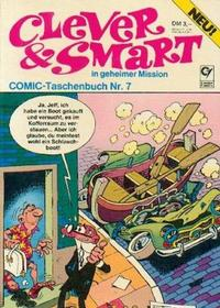 Cover Thumbnail for Clever & Smart (Condor, 1977 series) #7