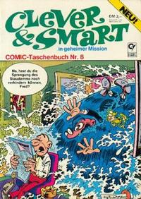Cover Thumbnail for Clever & Smart (Condor, 1977 series) #8
