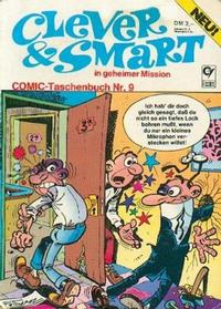 Cover Thumbnail for Clever & Smart (Condor, 1977 series) #9