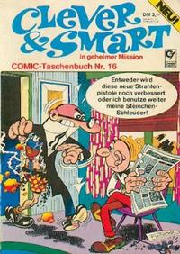 Cover Thumbnail for Clever & Smart (Condor, 1977 series) #16