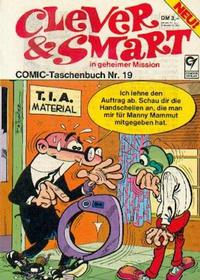 Cover Thumbnail for Clever & Smart (Condor, 1977 series) #19