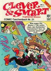 Cover Thumbnail for Clever & Smart (Condor, 1977 series) #21