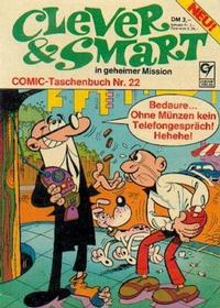 Cover Thumbnail for Clever & Smart (Condor, 1977 series) #22