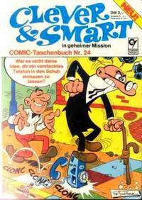 Cover Thumbnail for Clever & Smart (Condor, 1977 series) #24