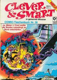 Cover Thumbnail for Clever & Smart (Condor, 1977 series) #28