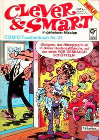 Cover Thumbnail for Clever & Smart (Condor, 1977 series) #31