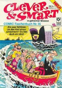 Cover Thumbnail for Clever & Smart (Condor, 1977 series) #35