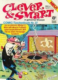 Cover Thumbnail for Clever & Smart (Condor, 1977 series) #37