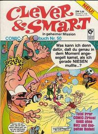 Cover Thumbnail for Clever & Smart (Condor, 1977 series) #50