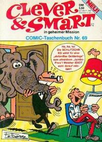Cover Thumbnail for Clever & Smart (Condor, 1977 series) #69
