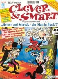 Cover Thumbnail for Clever & Smart (Condor, 1972 series) #163