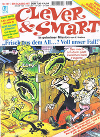 Cover Thumbnail for Clever & Smart (Condor, 1972 series) #167