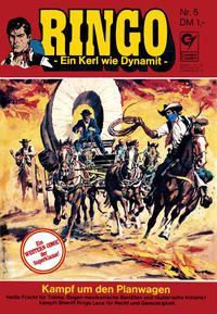 Cover Thumbnail for Ringo (Condor, 1972 series) #5