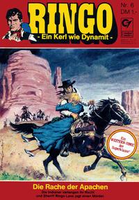 Cover Thumbnail for Ringo (Condor, 1972 series) #6