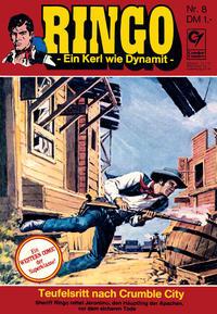 Cover Thumbnail for Ringo (Condor, 1972 series) #8