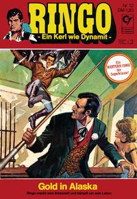 Cover Thumbnail for Ringo (Condor, 1972 series) #12