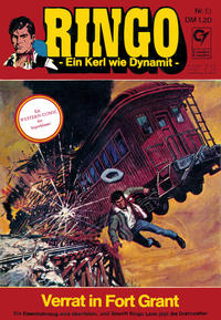 Cover Thumbnail for Ringo (Condor, 1972 series) #13