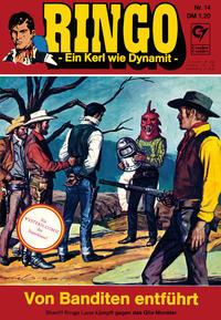 Cover Thumbnail for Ringo (Condor, 1972 series) #14