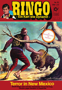 Cover Thumbnail for Ringo (Condor, 1972 series) #15