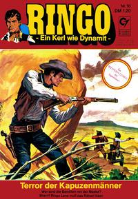 Cover Thumbnail for Ringo (Condor, 1972 series) #18
