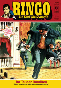 Cover for Ringo (Condor, 1972 series) #25