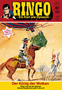 Cover Thumbnail for Ringo (Condor, 1972 series) #27