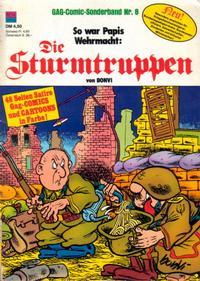 Cover Thumbnail for Die Sturmtruppen (Condor, 1978 series) #8
