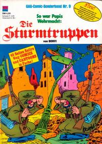 Cover Thumbnail for Die Sturmtruppen (Condor, 1978 series) #9
