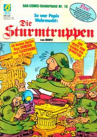 Cover Thumbnail for Die Sturmtruppen (Condor, 1978 series) #16