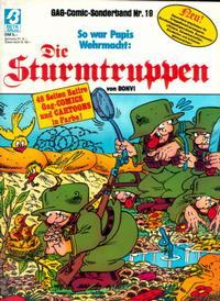 Cover Thumbnail for Die Sturmtruppen (Condor, 1978 series) #19