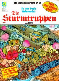Cover Thumbnail for Die Sturmtruppen (Condor, 1978 series) #24