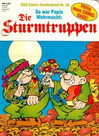 Cover Thumbnail for Die Sturmtruppen (Condor, 1978 series) #46