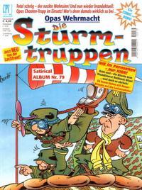 Cover Thumbnail for Die Sturmtruppen (Condor, 1978 series) #79