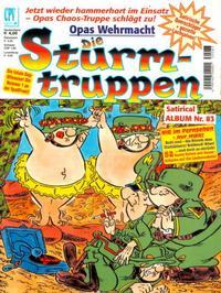 Cover Thumbnail for Die Sturmtruppen (Condor, 1978 series) #83