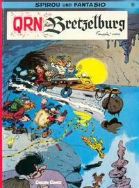 Cover Thumbnail for Spirou und Fantasio (Carlsen Comics [DE], 1981 series) #16 - QRN ruft Bretzelburg