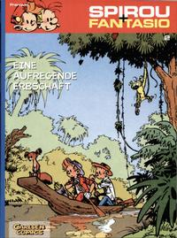 Cover Thumbnail for Spirou + Fantasio (Carlsen Comics [DE], 2003 series) #2 - Eine aufregende Erbschaft