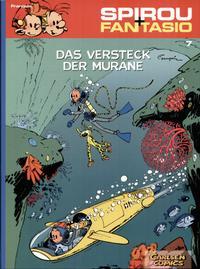 Cover Thumbnail for Spirou + Fantasio (Carlsen Comics [DE], 2003 series) #7 - Das Versteck der Muräne