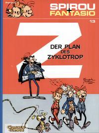 Cover Thumbnail for Spirou + Fantasio (Carlsen Comics [DE], 2003 series) #13 - Der Plan des Zyklotrop