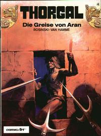 Cover Thumbnail for Thorgal (Carlsen Comics [DE], 1987 series) #4 - Die Greise von Aran