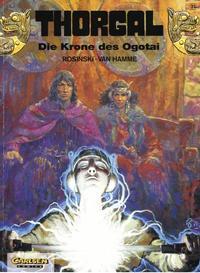 Cover Thumbnail for Thorgal (Carlsen Comics [DE], 1987 series) #21 - Die Krone des Ogotai