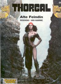 Cover Thumbnail for Thorgal (Carlsen Comics [DE], 1987 series) #28 - Alte Feindin