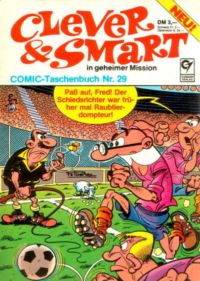 Cover for Clever & Smart (Condor, 1977 series) #29